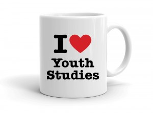 """I love Youth Studies"" mug"