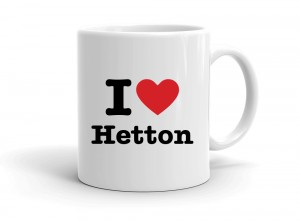 I love Hetton