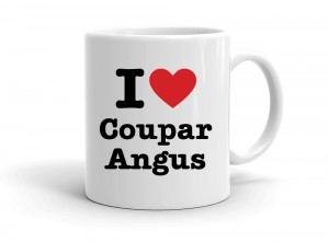 I love Coupar Angus