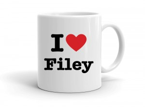 I love Filey