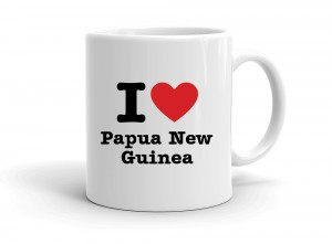 I love Papua New Guinea